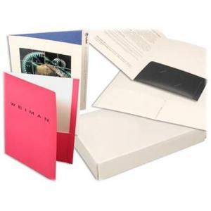 China Presentation Folder Printer Service(Beijing,China) wholesale