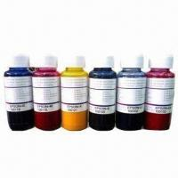 China Pigment Inkjet Ink, Used for Desktop Printers, Available in Different Colors on sale