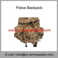 Wholesale Cheap China 1000D Nylon Digital Camouflage Army Alice Backpack Set Manufactures