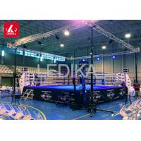 China Audio Speaker Standing Stage Truss Tower System For Small Events  H2.2*0.65*0.55M wholesale