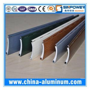 China Powder Coating Aluminium Profile for Construction and Decoration wholesale