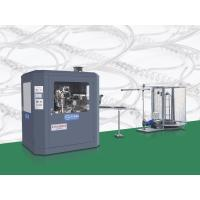 China Automatic Bonnell Spring Coiling Machine Mattress Spring Manufacturing Machine on sale