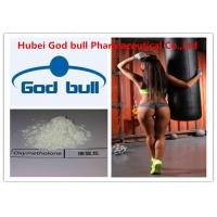 434-07-1 Safe Androgenic Anabolic Steroids , White Crystalline Raw Steroid Powder