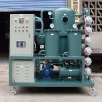 China High Vacuum Transformer Oil Purifier Oil Purifying Oil Handling Equipment wholesale