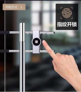 China Fingerprint lock Biometric Door Lock Ulock70 Fingerprint lock office lock wholesale