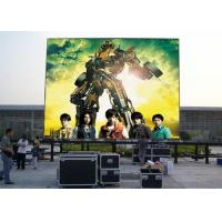 China High Contrast Outdoor Led Video Wall Football Field Front Maintain SMD2121 P3.91 RGB wholesale