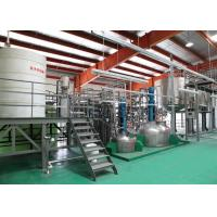 China Industrial Liquid Soap Making Machine Energy Saving Automatic Function on sale
