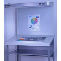 China TILO CC120 D65 Standard Light Source 120cm Paper Printing Painting ColorController Color Viewer Table with MDF package wholesale