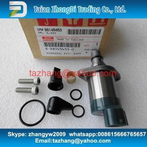 China ISUZU original Suction Control Valve SCV 8-98145455-0 on sale