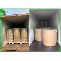 China FSC Approved 60*90cm 70*120cm 250gsm 300gsm 350gsm Coated Duplex Board For Boxes wholesale