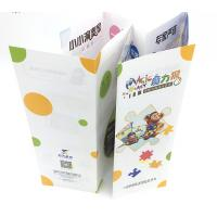 China Foldable Hardcover Brochure Printing Art Paper Round And Square Corner wholesale