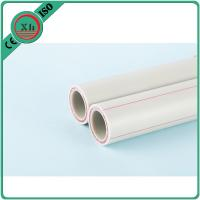 China Flexible Three Layer PPR Fiberglass Composite Pipe Wear Resistant Long Life Span wholesale