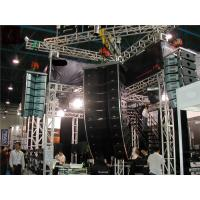 China ISO Single Speaker Truss Stands Tower Aluminum 6082 Height 12m Space Saving wholesale