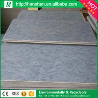 Simple Color Surface Treatment and Indoor Usage vinyl flooring Manufactures