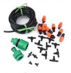 China 4/7 MM Hose 10M DIY Irrigation Micro Sprinklers Greenhouse Garden Water Kit wholesale
