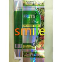 China Lady Natural Weight Loss Supplements New Version Fruta Bio Holographic Box Package wholesale