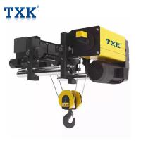 China Heavy Duty 32T Electric Rope Hoist Zinc Coating Accurate Positioning And Efficient Operation wholesale