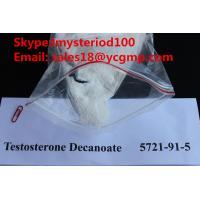 China Pharmaceutical Testosterone Decanoate Raw Steroid Powders for Enhance Immune System wholesale