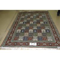 China handknotted persian silk rug/handmade silk rug/traditional silk rug wholesale