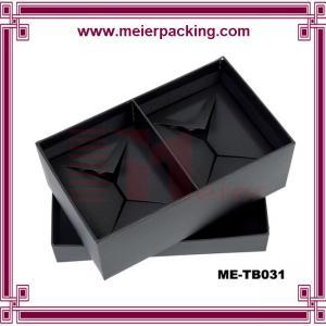 China Creative fashion luxury handmade printed paper mug decorative packaging boxes ME-TB031 wholesale