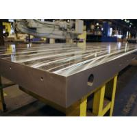 China Durable Hydraulic Press Metal Platen 200mm to 9000mm Laminating Plate wholesale