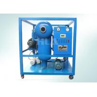 China 4000 L/hour Power Transformer Oil Purifier Machine Electric Oil Filtering Equipment wholesale