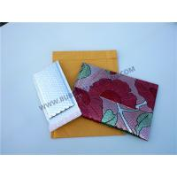 China Slategray Kraft Bubble Envelopes , Gift Packaging Bubble Lined Mailers 165x255 #B6 on sale