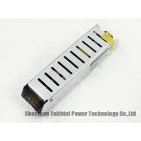 China DC Regulated 12V LED Power Supply For LED Strip Lighting BOX Light Weight wholesale