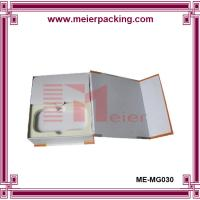 China Custom cell phone packaging box/Rigid cardboard paper phone box ME-MG030 wholesale