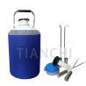 China China Dewar Flask 2L Portable Liquid Nitrogen Container TIANCHI Manufacturers wholesale