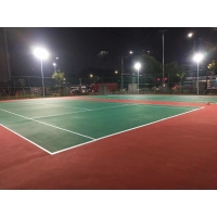 China Anti Slip Portable 8mm Synthetic Basketball Court Flooring on sale