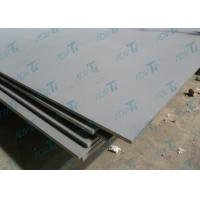 China Thick GR1 Titanium Metal Plate ASTM B265 With High Tensile Strength wholesale