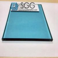 China Ford Blue Laminated Glass Price 8.38mm 10.38mm 12.38mm wholesale