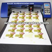 China Desktop Cutting Plotter With Arms A3 Vinyl Cutter A4 Sign Cutter Contour Cutting Plotter wholesale
