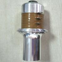 Buy cheap CE Passed 20 Khz Ultrasonic Transducer / Low Power Ultrasonic Transducer 11000 from wholesalers