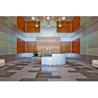 China Colored Metal Suspended Ceiling Tiles  For Indoor Passageway Fashion Style wholesale