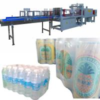 Buy cheap China Manufacture PE Film Shrink Wrapping Machine from Young Chance Pack from wholesalers