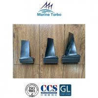 China T- MAN Turbocharger / T- TCA Series Marine Turbo Turbine Blade For Diesel And Gas Powered Engines wholesale