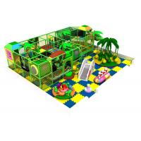 China Childrens Plastic Soft Indoor Playground Equipment with Climbings For Canada Market wholesale