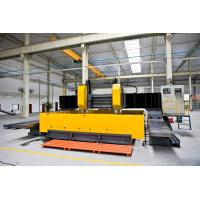 Quality Double - Spindle CNC Plate Processing Machine Gantry Movable Type Flexible for sale
