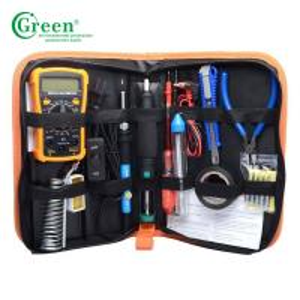 China Digital Multimeter Electronics Soldering Kit , Portable Soldering Accessories Kit K018 wholesale