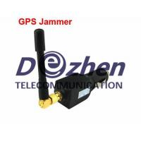 China Car GPS Signal Jammer 100mA PLL Synthesized Signal Source 10- 20 Meters Coverage wholesale