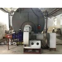 China Gas Condensing Steam Boiler , Commercial Oil Fired Boilers For Rubber Industry on sale