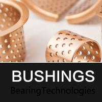 China Crane and Lifting Equipment Wrapped Bronze Bushing Diamond Or Spherical Oil Holes wholesale
