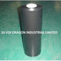 China SILAGE FILM SIZE 25MICRONS X 750MM X 1500M BLACK wholesale
