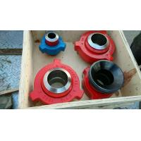 Blue Oil Well Drilling Equipment Equal Shape High Middle Low Pressure Union