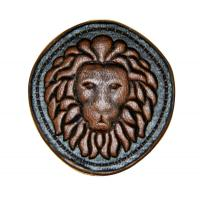 China OEM Embossed Leather Vest Patches Personalized Logo For Jeans wholesale