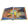 China Spiral Bound Book Printing Offset Printing High Glossy UV Varnish wholesale