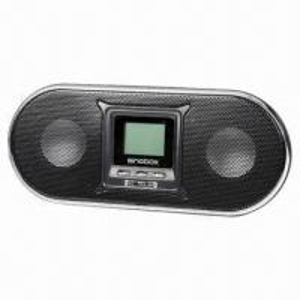 China Portable Speaker with Radio and Alarm Clock wholesale