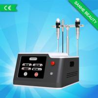 China Skincare Fractional RF Skin Tightening Machine for Acne Scars With 10.4 LCD wholesale